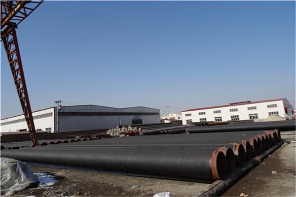 广安武胜DN250环氧煤沥青防腐钢管含税价格