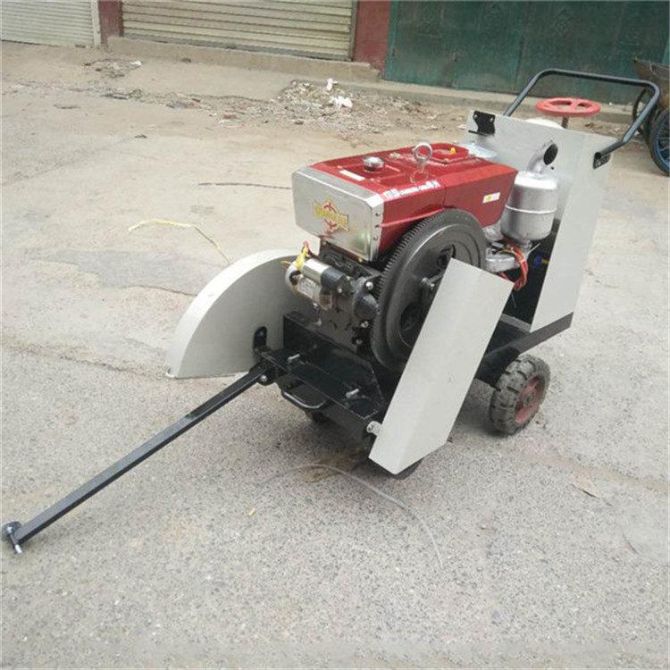 东港市水泥汽油马路切割机