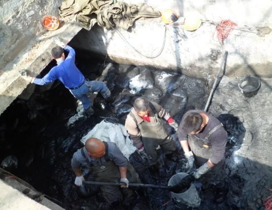 唐山吸污,雨水管道清淤哪家好