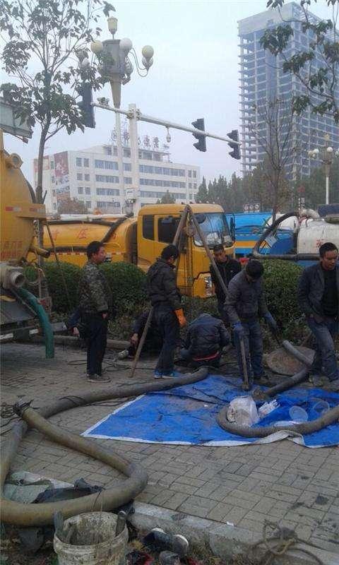 唐山海港开发区高压清洗管道,清理下水道快速上门