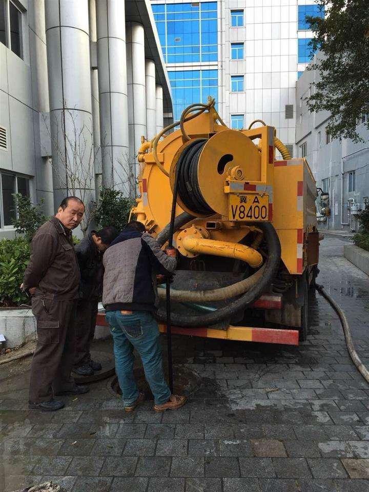 唐山开平区抽泥浆清掏隔油池快速上门