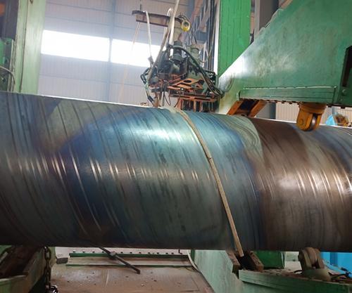 防腐焊接钢管DN1500价格动向