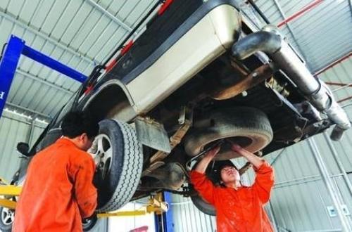 海口汽车机械维修工证在哪里考内容介绍