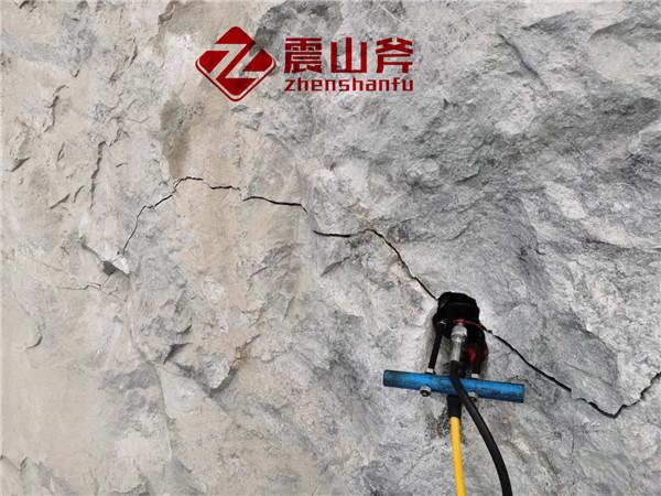 称心的静态开石设备-2021震山斧分石器(卢氏)