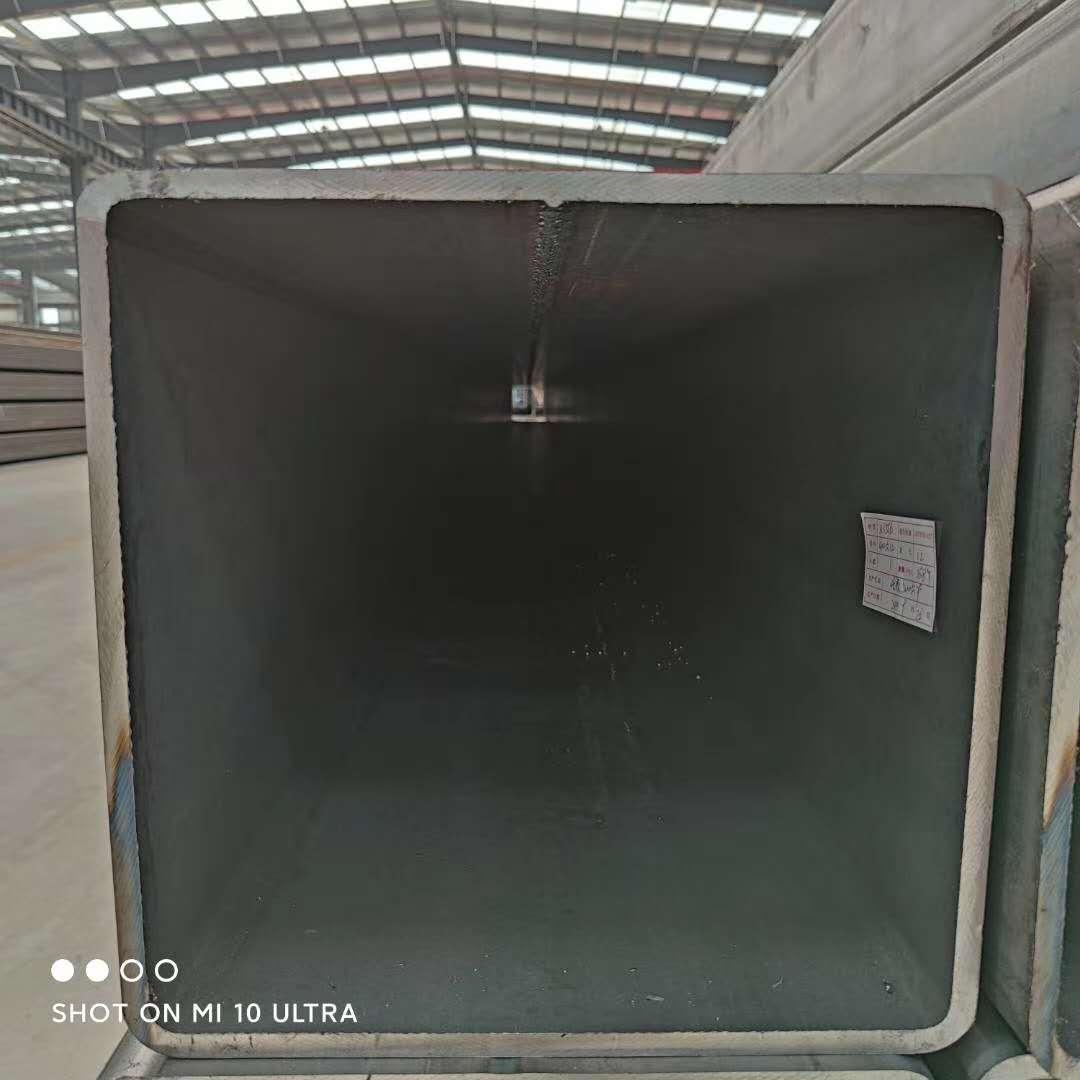 恩施Q355B方管高质量-常州Q355B矩形方管现货
