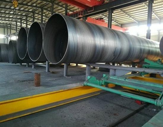529污水处理管网用Q235B焊接钢管厂家及报价-石家庄无极