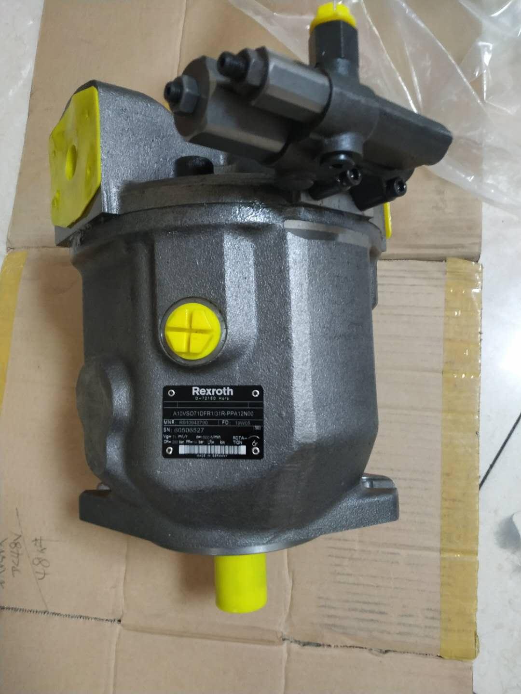 德国力士乐轴向柱塞泵AA10VNO45DFR1/52R-HRC40N00-S10