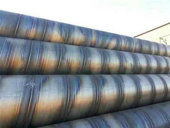 东营河口DN450螺旋焊接管道定制厂家