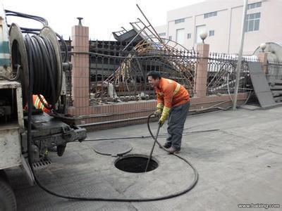 凤山街道管道疏通-快速施工