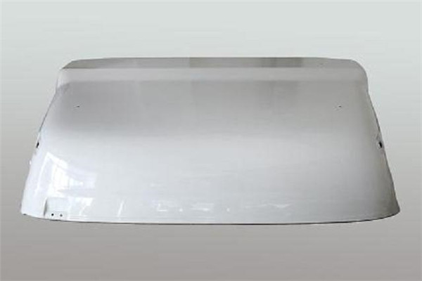 惠阳大运e3轻卡玻璃钢导流罩【东莞雅日玻璃钢】