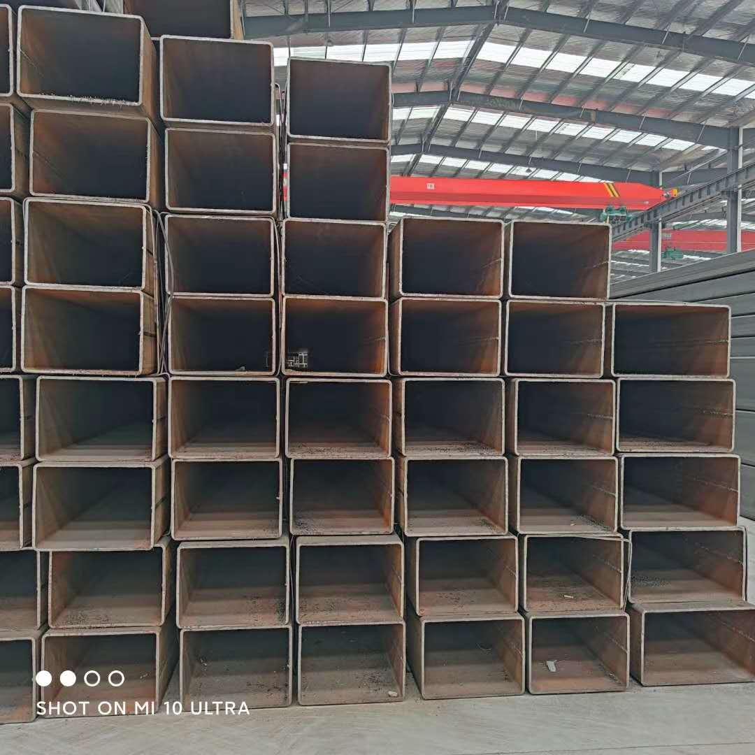 亳州低合金异型管门市-连云港Q355B大口径矩形管市场