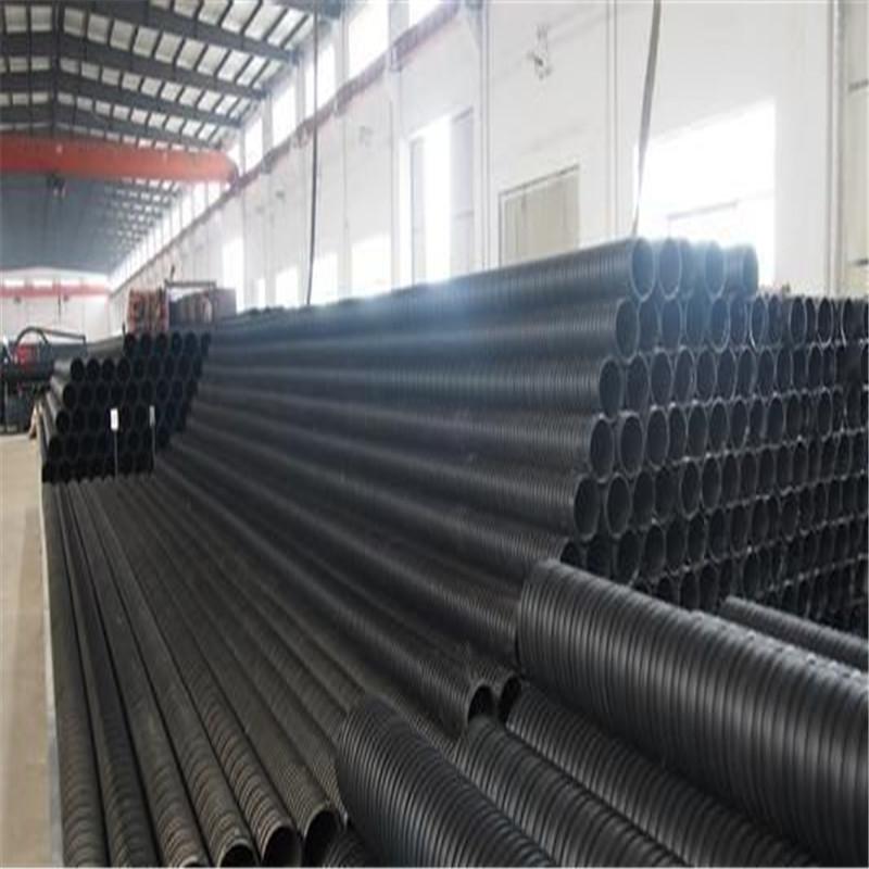 益阳HDPE缠绕结构壁管价格可开增值税