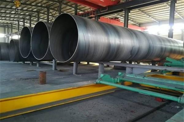 (当天价格)给水管线用防腐钢管检尺价格-鹿泉