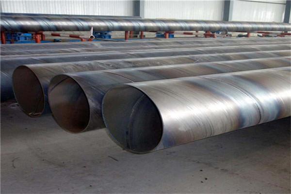 阜阳阜南Q345D螺旋焊管图