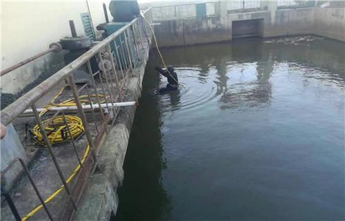 南昌市水下摄像录像公司文明施工