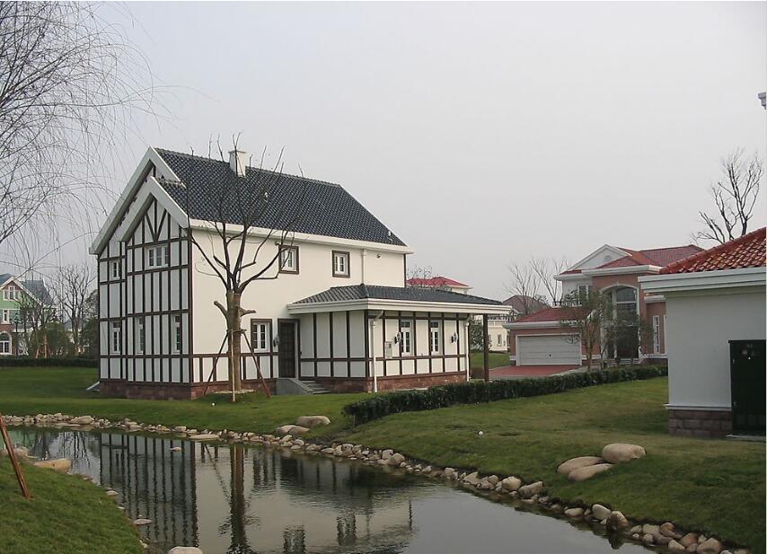 宁陵轻钢别墅发展多少钱