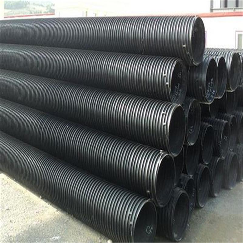 汕头聚乙烯塑钢缠绕管厂家耐腐蚀
