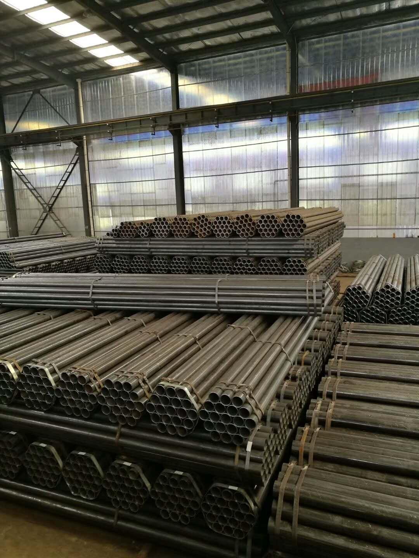 张家口Q235B直缝焊管89*3焊管低价格规格全