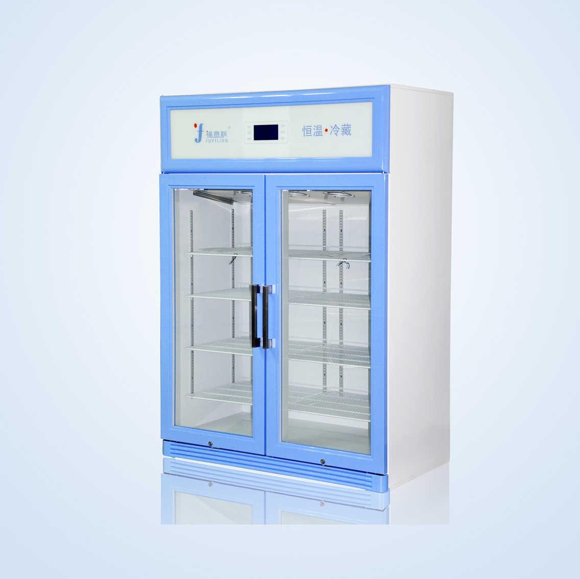 2-8℃容积130L医用冰箱