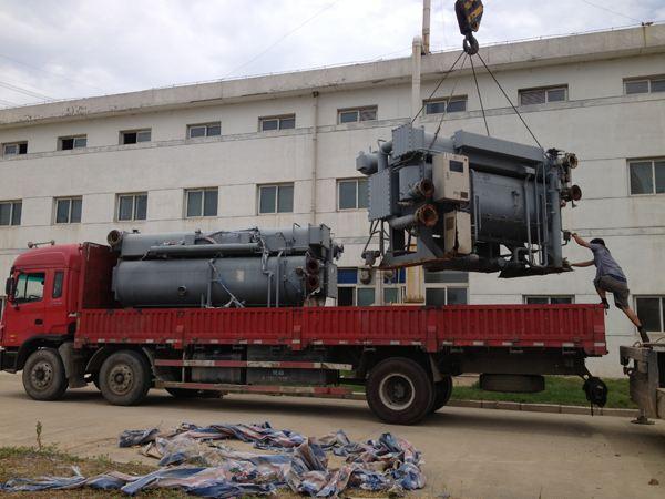 横栏镇二手冷水机组回收-帮您拆除不收费-安全放心