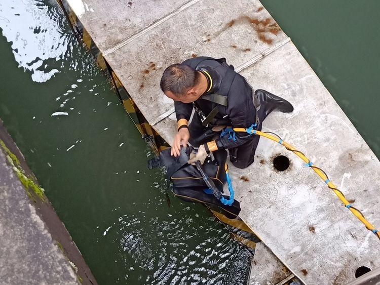 厦门潜水员打捞公司联系电话