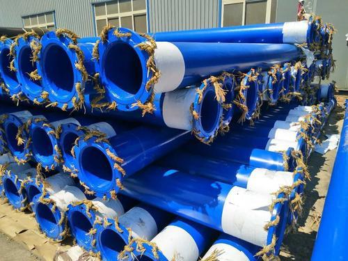 滴道环氧树脂防腐钢管实体厂家