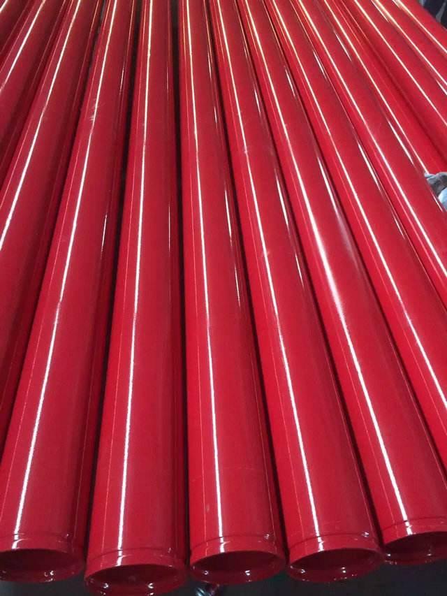 按需定制:涂塑无缝钢管实体厂家赣州石城