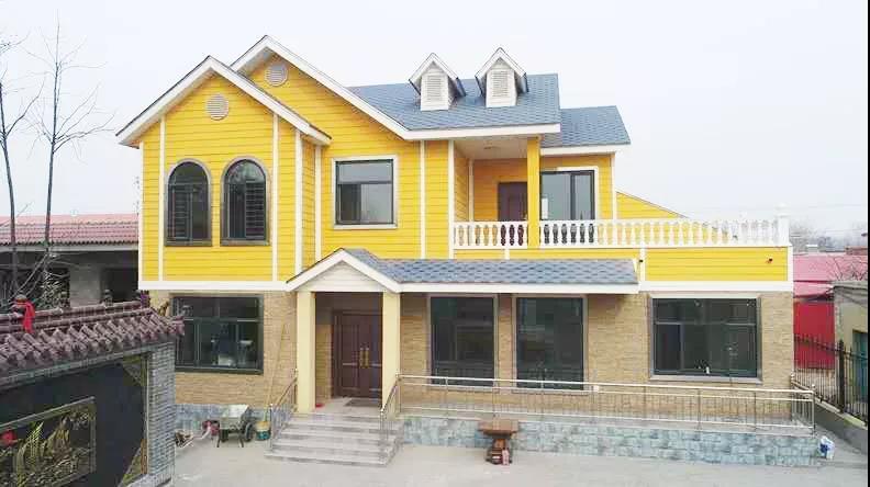信阳光山轻钢别墅房子价格批发商