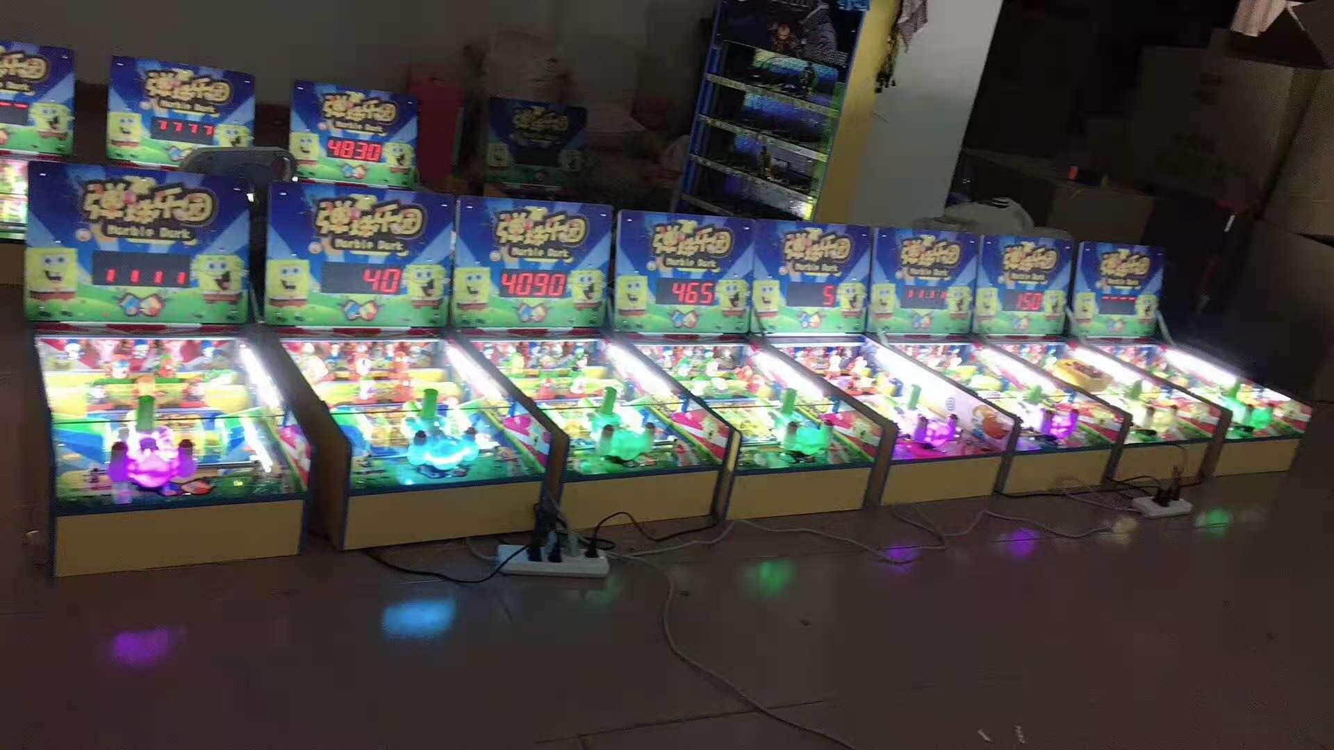 西双版纳弹珠乐园游戏机生产厂家