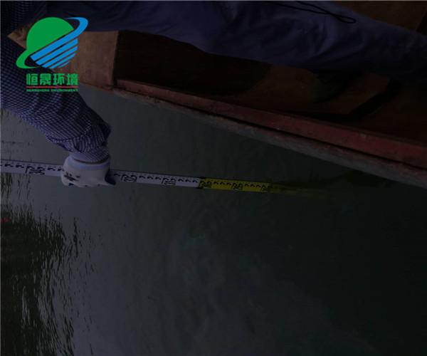 九江水下埋设管道——严谨
