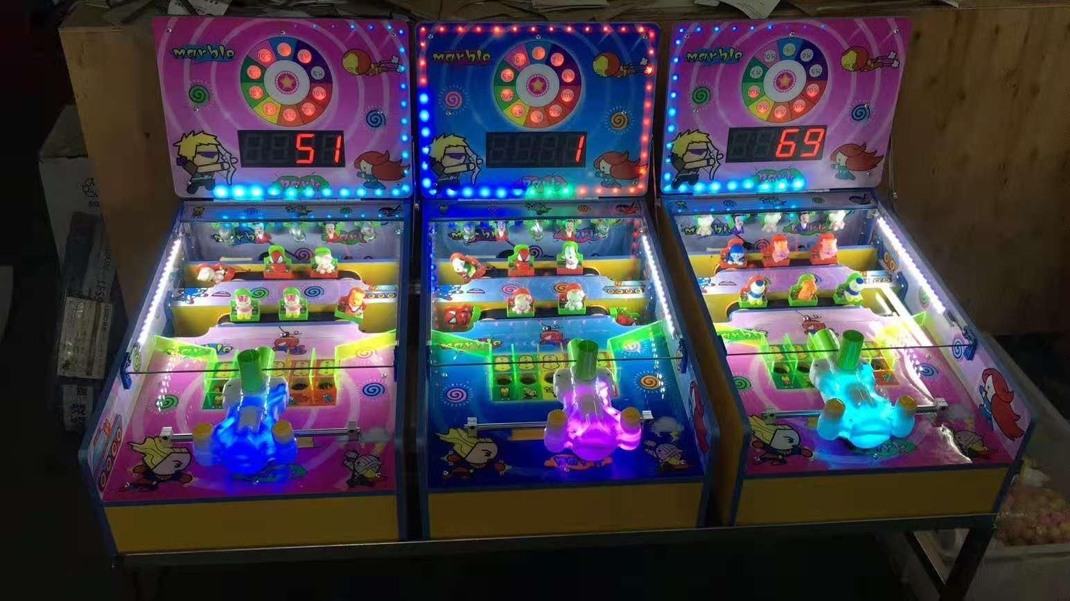 宁夏弹珠乐园游戏机生产厂家