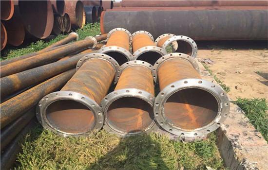 供水用地埋碳钢防腐钢管含税出厂价格-【友浩管道】