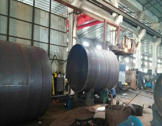 D1120自来水输送用Q235B焊接螺旋钢管生产厂家-遵化