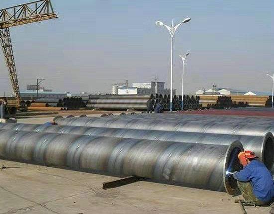 Q235B(直径1000)螺纹钢管工期保证-宜昌枝江