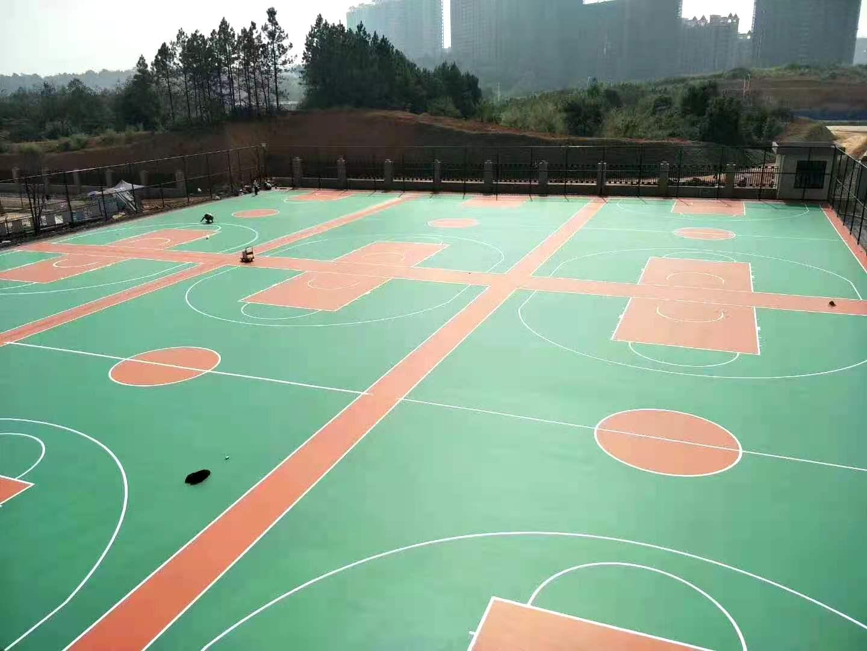 湘潭球场跑道材料价格绿色环保(咨询)