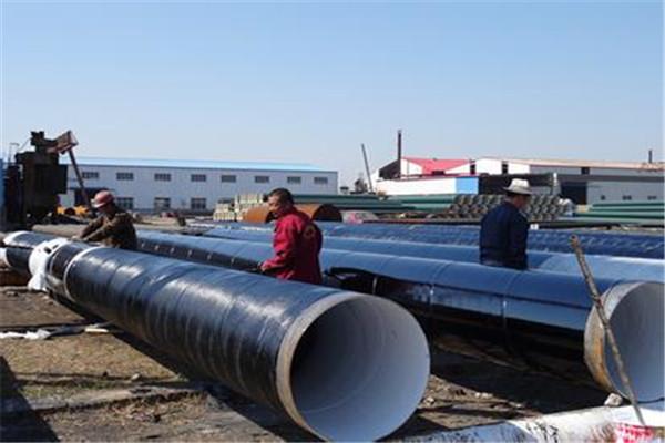 DN1600自来水厂用防腐螺旋钢管过磅价格颍州