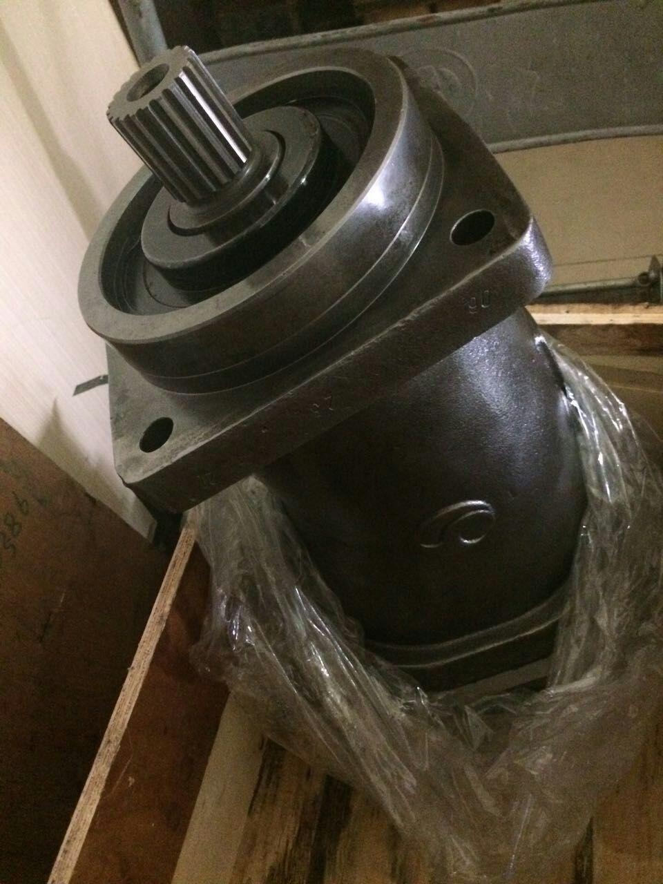 高压柱塞泵A7VO55HD163LNZB01