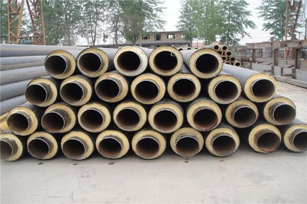 聚氨酯泡沫塑料保温管专业生产南雄