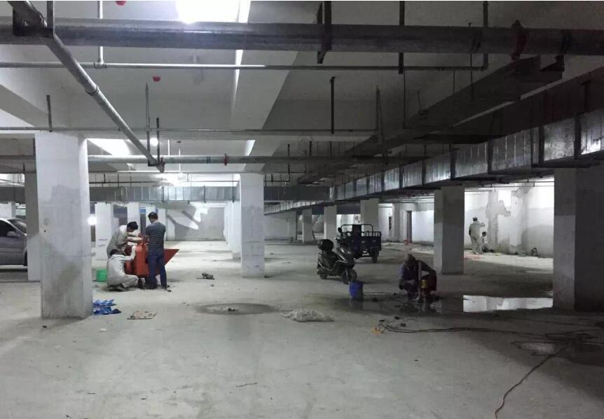 江苏南通地下室墙面堵漏公司——技术争先