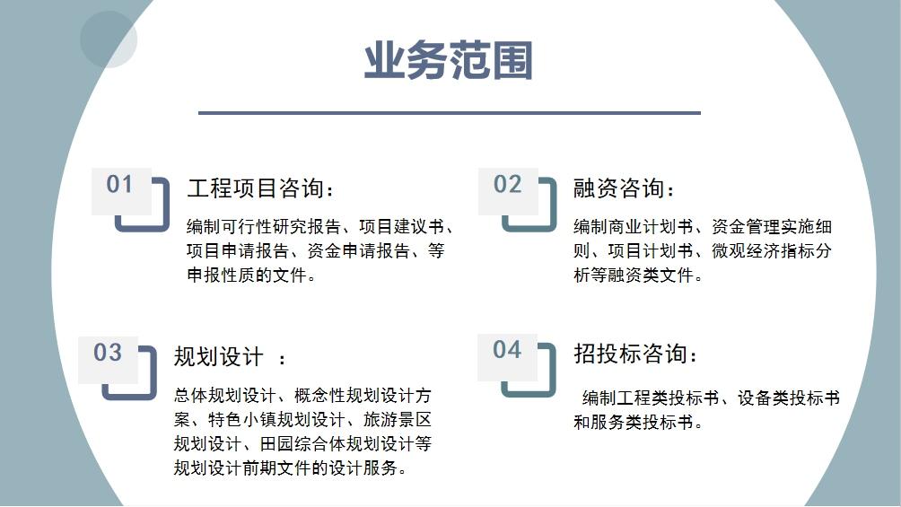 临高写资金申请报告/可研编写公司-多少钱