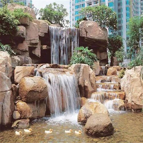 荆州水泥假树施工一般多少钱