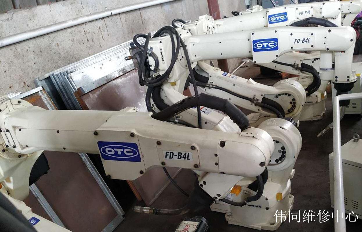 广东ROBOTWORKER机械手示教器维修