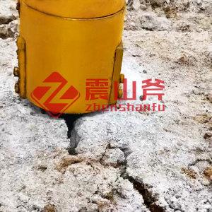 仁寿矿山开采新方法设备岩石涨裂机报价