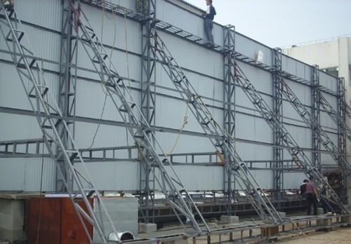 山西大同钢结构制作安装公司——技术争先