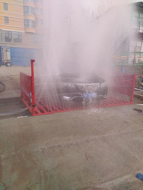西宁工地渣土车洗车机##建筑工地洗轮机