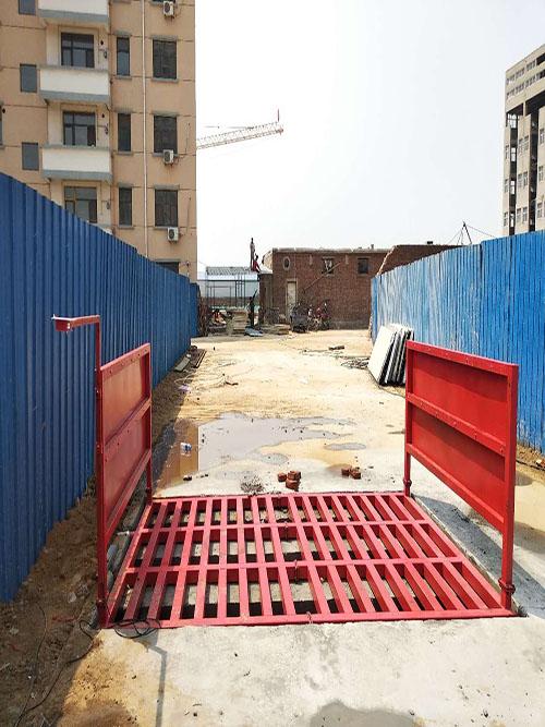 淮安建筑工地洗轮机