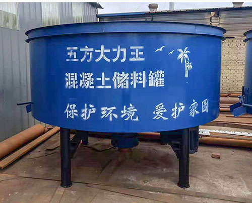 衡水二立方砂浆储料搅拌罐