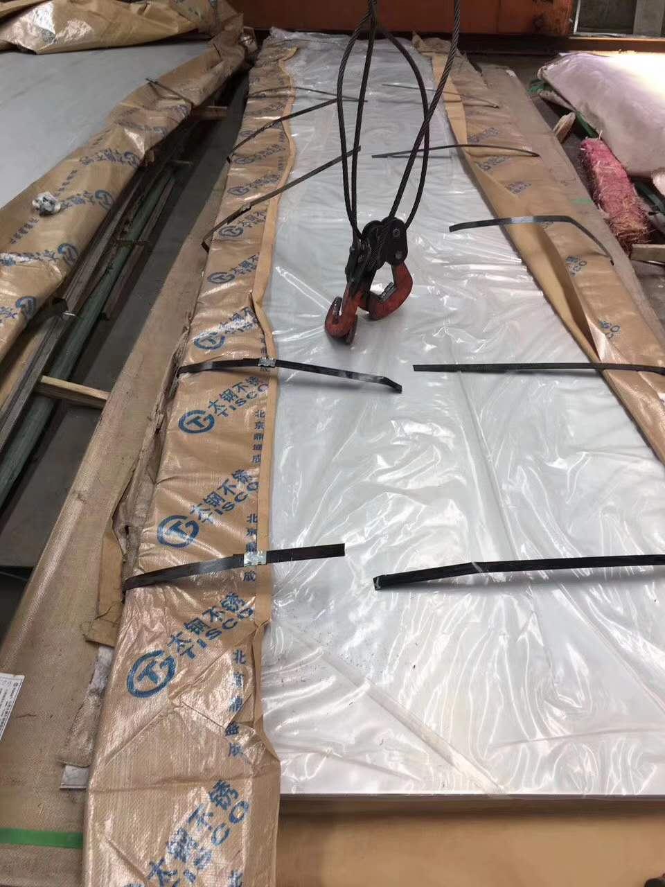 上城ASTM304不锈钢中厚板06Cr25Ni20不锈钢棒现货定尺加工