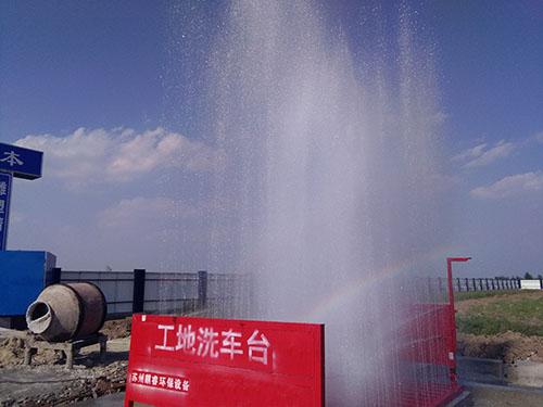 漳州龙门洗车机有自动与手动操作两种模式
