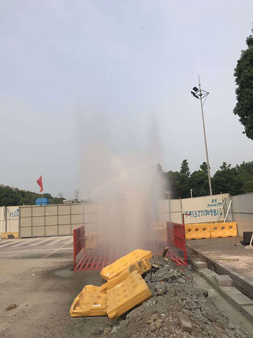 锦州建筑工地洗车台